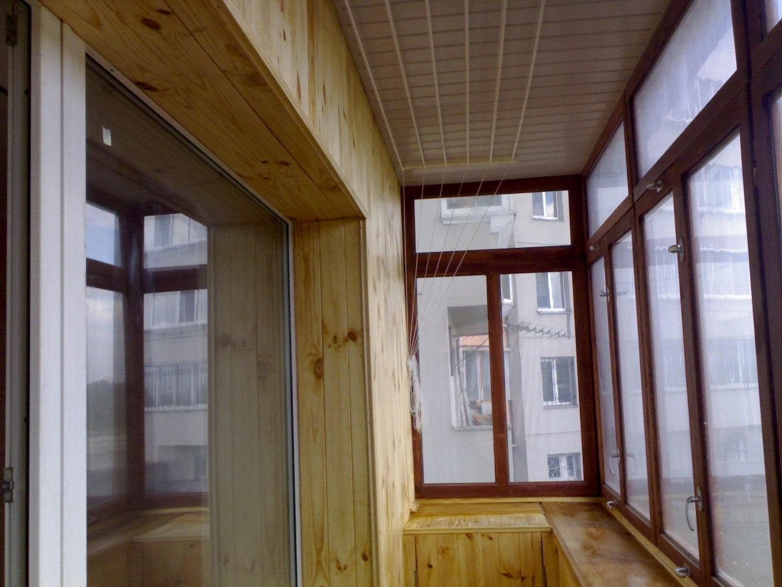 Отделка балконов и лоджий под ключ. фото, идеи, цены..